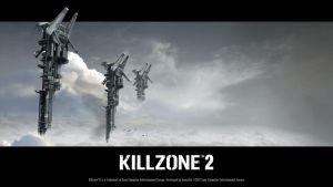 Killzone 2: Earth Fleet by commanderlewis