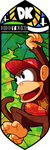Smash Bros - Diddy Kong by Quas-quas