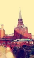 Moscow by Youlien