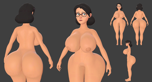 [DL] Expandable Miss Pauling for SFM by DonanDark