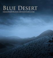 Blue Desert by ImaginaryRosse