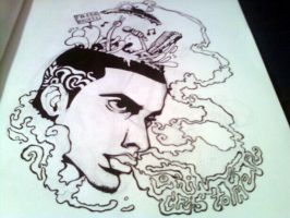 ::lorin chirstopher:: by artisticpsycho87