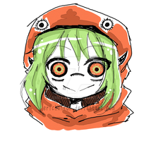 Gumi Matryoshka Q A Q MY TABLET IS BROKEN by erichankun