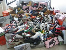 Nike SB collection by Bigylittle