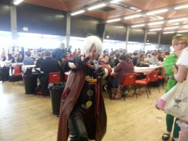 Dante cosplay by mephilesxdarkness