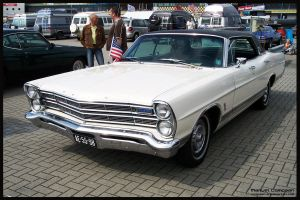 1967 Ford LTD by compaan-art