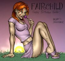 Fairchild by Ren by kenderlein