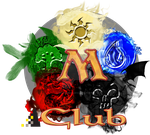 Magic The Gathering - School Club Logo by wild-fire126