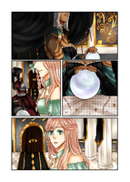 Sort of comic preview by Aka-Ai
