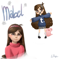 Mabel by LucTrey