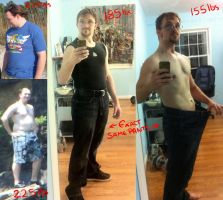TimeLine Upload: Weight Loss 2014 by Bodalack