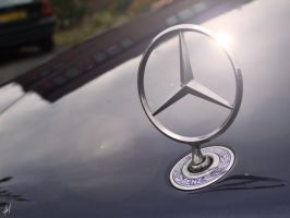Mercedes-Benz W124 Badge by Adamowsky-Design