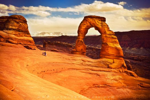 Arches by lepersabstain