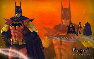 Batman Arkham Knight - Batman (Zur En Arrh) by XNASyndicate