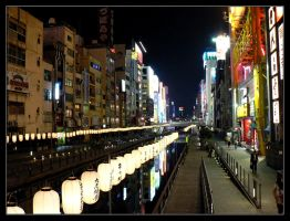 Dotonbori by mistymoonlight