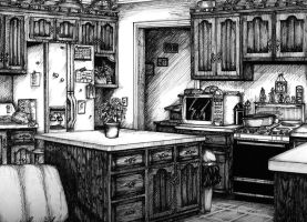 Kitchen by Majoh