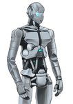 Robot by DLowell