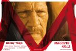 Machete kills posters by Jonn-Dante-Raindo