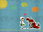 Tomato Love .. Its a wall xD by KaruraChan1