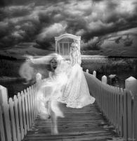 The Spirit of BrideZilla by rsiphotography