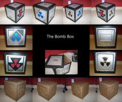 The bomb box by TIMECON