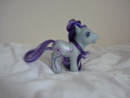 Custom my little pony Delightful delicate 2 by thebluemaiden