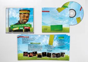 Mr Chichi CD by homeaffairs