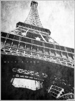 le tour eiffel. by goldenanchor
