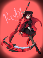 RWBY_Ruby by AmazingPink