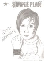 -David Desrosiers-Simple Plan- by joelmaddengurl