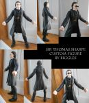 Custom Sir Thomas Sharpe Figure by cardinalbiggles