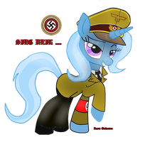 Trixie Lulamoon (NSDAP leader) by fORCEMATION