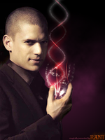 Wentworth Miller by raniproductions