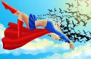 Supergirl by task002