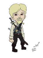 Lil' Fantasy 129 - Blade Master - Male by Shapshizzle