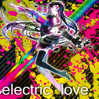 Hatsune Miku - electric love by Vocalmaker