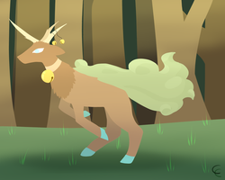 Deer thingy by CleverConflict