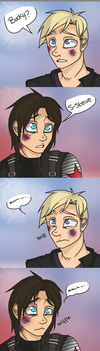 how the bridge scene should of happened... by Amy-Elisee