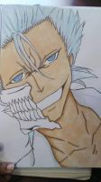 Grimmjow  by AniCreeations