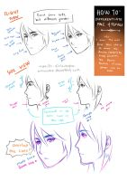 TUTORIAL- FACES by AinLavendra