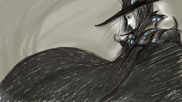 Vampire Hunter D by ShlineXD
