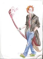 Ron Weasley by Taiylor