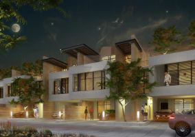 new town houses 1 by aboushady81