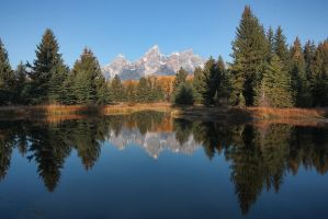 Clear Day at Schwabacher by papatheo