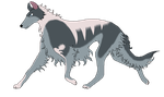 KrT Lost Dog of the Moor by SparrowIllustrations