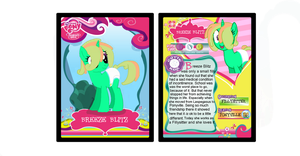 Breeze Blitz Trading Card by Cookie--Bear
