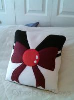 Sailor Pluto Pillow by CynicalSniper