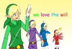 we love the wii by soulsister911