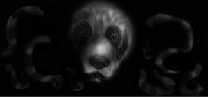 (Sammy just got creepier-Bump in the night of Oct. by Moracalle