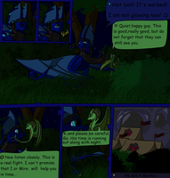 Born to be a Hero (Pg.35) by WingedWilly